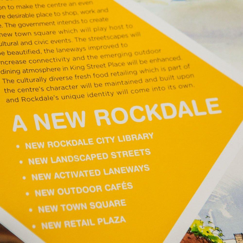 Anew, Rockdale