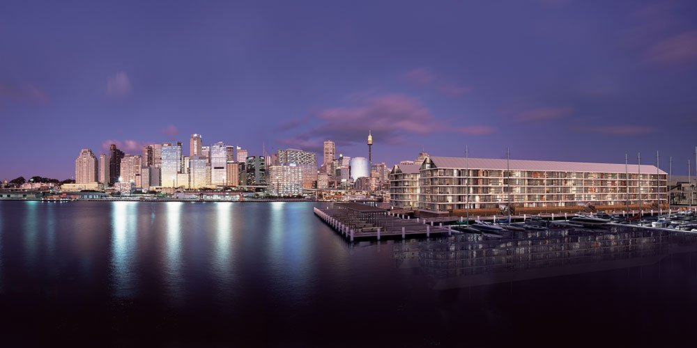 Sydney Wharf, Sydney